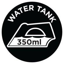water tank of 350 ml