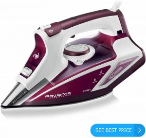 Rowenta Steam Force Steam Iron DW9230 review