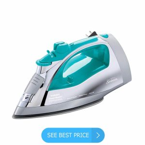 Sunbeam Steammaster Steam Iron | 1400 Watt Large Anti-Drip Nonstick Stainless Steel Iron with Steam Control and Retractable Cord review