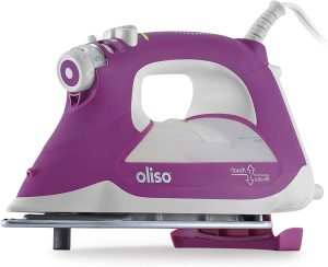 Oliso TG1100 Smart Iron with iTouch Technology review