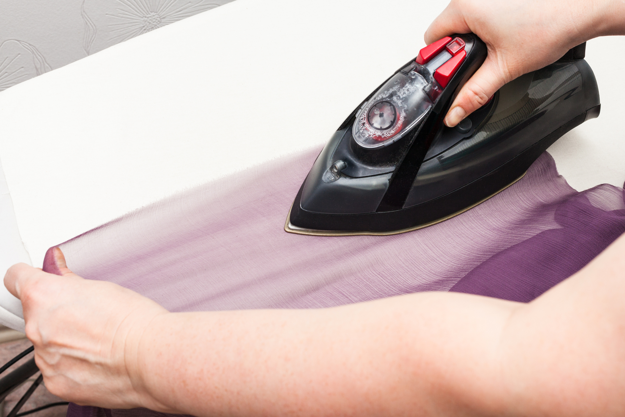 steam iron for quilting