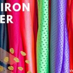 How to iron polyester fabric - Remove wrinkles efficiently!